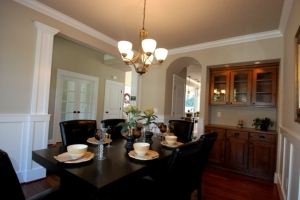 Dining Room - Built-In Hutch